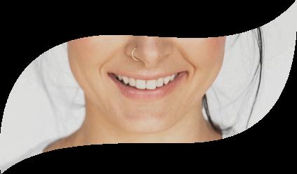 Ženský úsmev